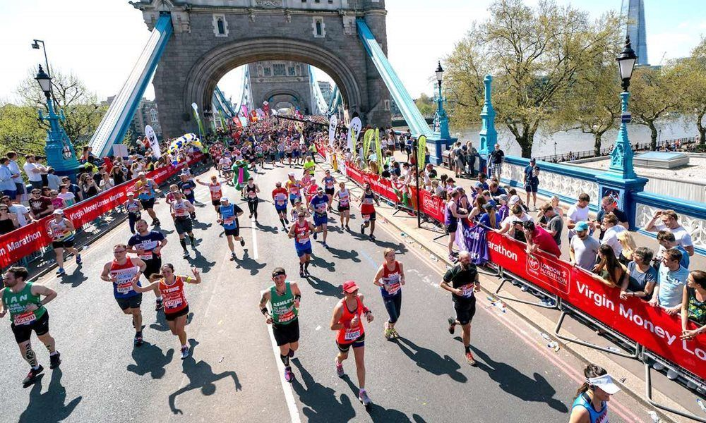 8 leadership lessons, inspired by running the London Marathon