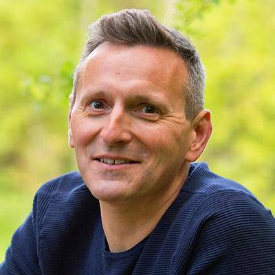 Antony Tinker