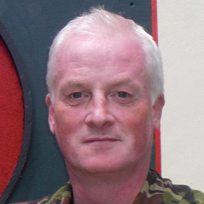 Tim Sandiford OBE